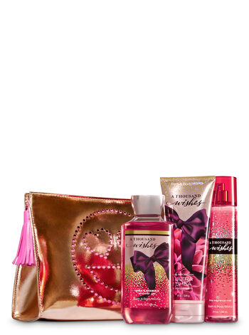 A Thousand Wishes Glossy & Glam Gift Set