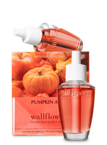 Pumpkin Apple Wallflowers Refills, 2-Pack - Bath And Body Works