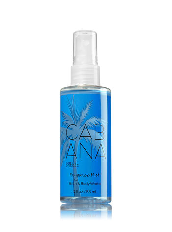 Signature Collection Cabana Breeze Travel Size Fine Fragrance Mist - Bath And Body Works