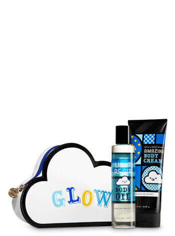 Electric Blue Sky Gift Set