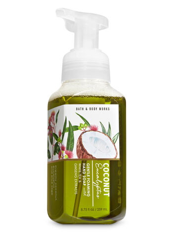 Coconut Eucalyptus Gentle Foaming Hand Soap - Bath And Body Works