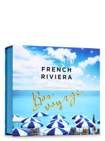 French Riviera Bon Voyage Box Gift Set