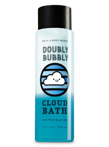 Signature Collection Electric Blue Sky Bubble Bath - Bath And Body Works
