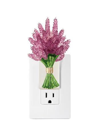 Lavender Bouquet Nightlight Wallflowers Fragrance Plug