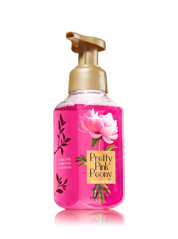 Pretty Pink Peony Gentle Foaming Hand Soap - Bath And Body Works