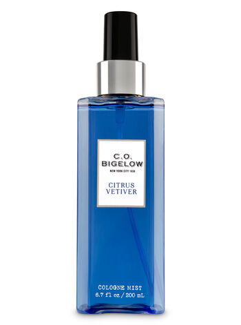 C.O. Bigelow Citrus Vetiver Cologne Mist - Bath And Body Works
