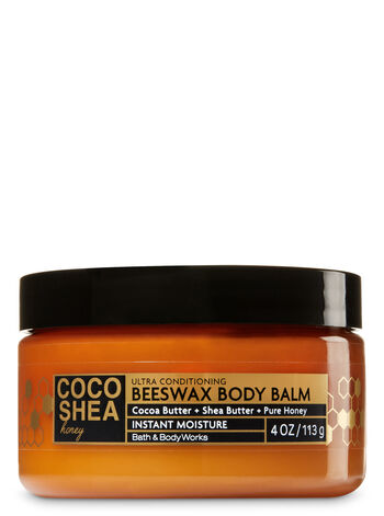 Signature Collection CocoShea Honey Body Balm - Bath And Body Works