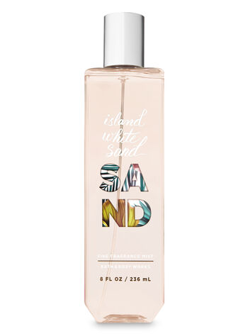 Signature Collection Island White Sand Fine Fragrance Mist - Bath And Body Works