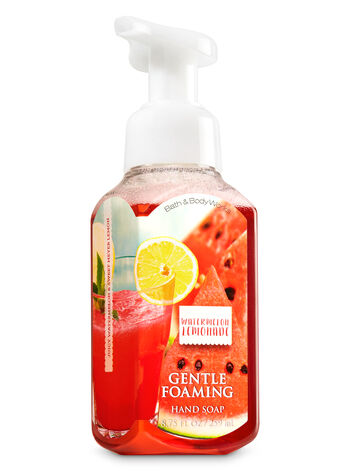 Watermelon Lemonade Gentle Foaming Hand Soap - Bath And Body Works