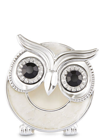 Wise Owl Visor Clip Scentportable Holder - Bath And Body Works
