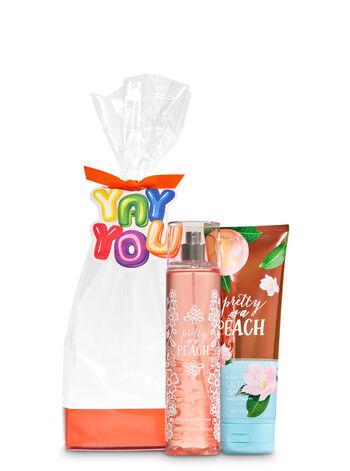 Pretty as a Peach Yay, You! Gift Set