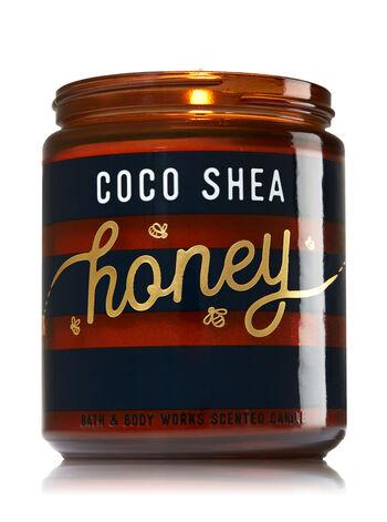 Coco Shea Honey Medium Candle