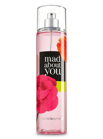 Signature Collection Mad About You Fine Fragrance Mist - Bath And Body Works