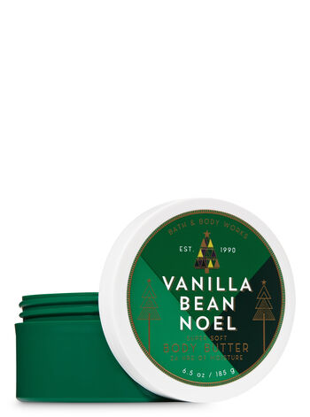Signature Collection Vanilla Bean Noel Body Butter - Bath And Body Works