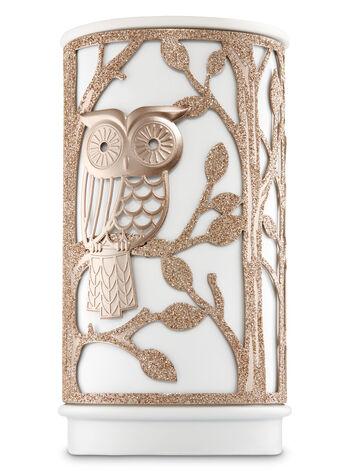 Sparkling Owl Sleeve Fragrance Warmer Wrap - Bath And Body Works