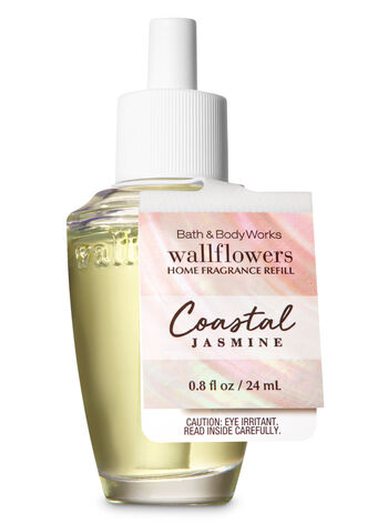 Coastal Jasmine Wallflowers Fragrance Refill - Bath And Body Works