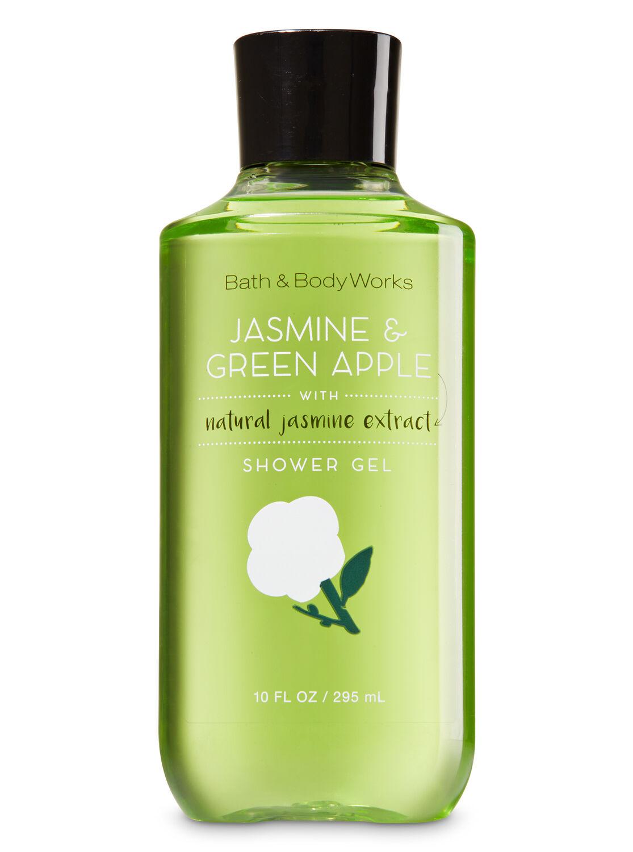 jasmine green apple shower gel signature collection bath jasmine green apple shower gel signature collection bath body works