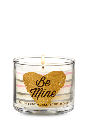 Hot Cocoa & Cream Mini Candle - Bath And Body Works
