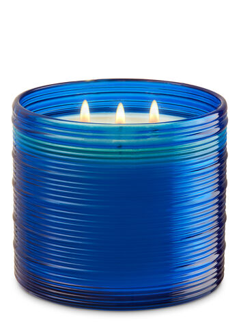 Driftwood Surf 3-Wick Candle - Bath And Body Works