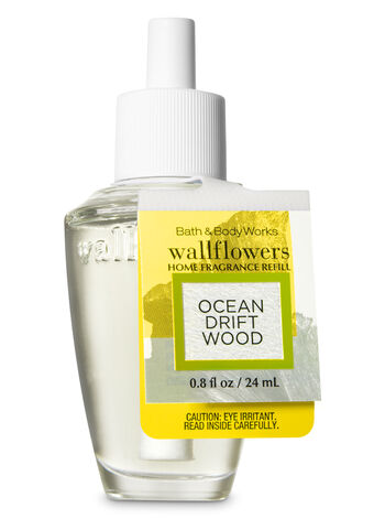 Ocean Driftwood Wallflowers Fragrance Refill - Bath And Body Works