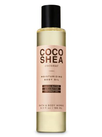 CocoShea Coconut Moisturizing Body Oil - Bath And Body Works