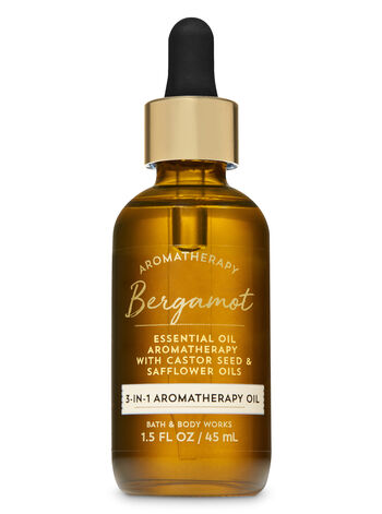 Aromatherapy Bergamot 3-in-1 Aromatherapy Essential Oil - Bath And Body Works