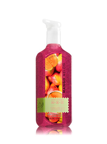 Mango Melon Deep Cleansing Hand Soap - Bath And Body Works