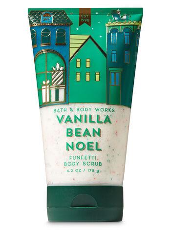 Signature Collection Vanilla Bean Noel Funfetti Body Scrub - Bath And Body Works