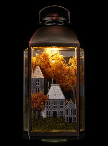 Fall Lantern Scene Nightlight Wallflowers Fragrance Plug