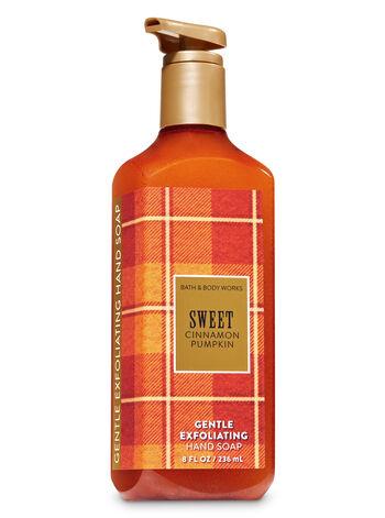 Sweet Cinnamon Pumpkin Gentle Exfoliating Hand Soap - Bath And Body Works