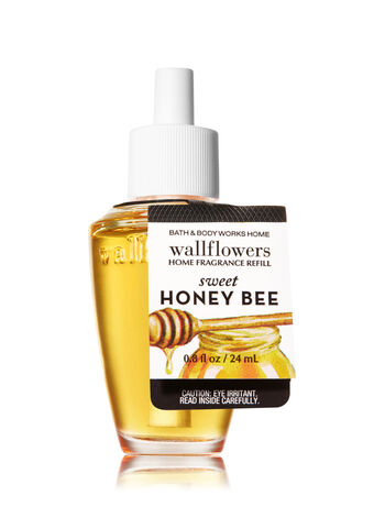 Sweet Honey Bee Wallflowers Fragrance Refill - Bath And Body Works