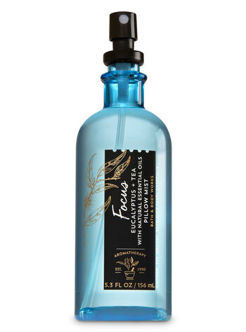 Aromatherapy Focus - Eucalyptus & Tea Pillow Mist - Bath And Body Works