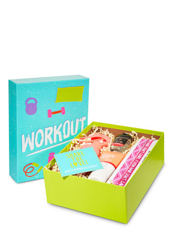 Workout In a Box Gift Set