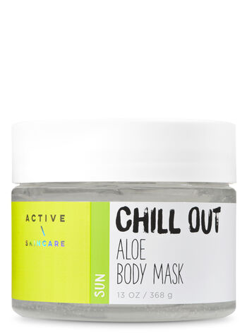 Chill Out Aloe Body Mask - Bath And Body Works