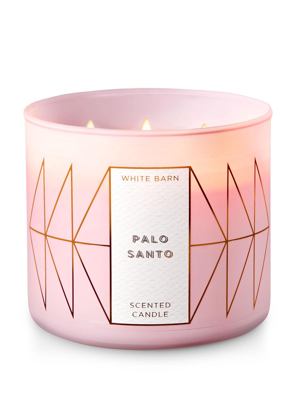 Palo Santo 3 Wick Candle