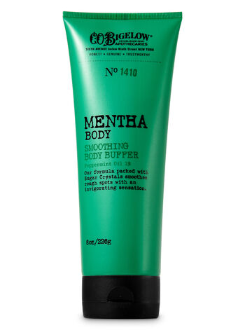 C.O. Bigelow Mentha Smoothing Body Buffer - Bath And Body Works