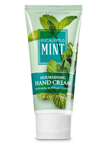 Eucalyptus Mint Nourishing Hand Cream - Bath And Body Works