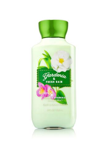 Signature Collection Gardenia & Fresh Rain Body Lotion - Bath And Body Works