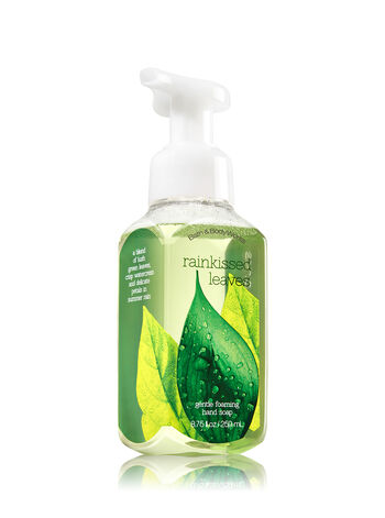 Rainkissed Leaves Gentle Foaming Hand Soap - Bath And Body Works