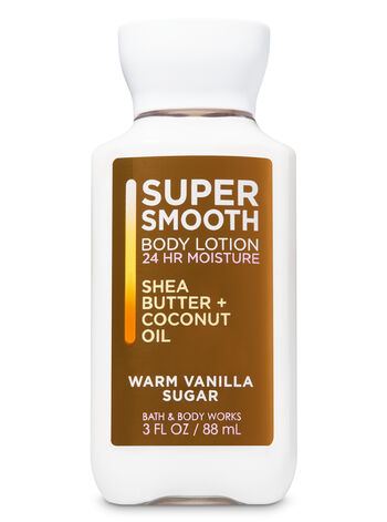 Warm Vanilla Sugar Travel Size Body Lotion - Bath And Body Works