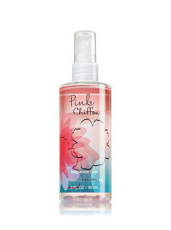 Signature Collection Pink Chiffon Travel Size Fine Fragrance Mist - Bath And Body Works