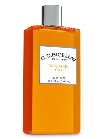 C.O. Bigelow Mandarin Oak Body Wash - Bath And Body Works