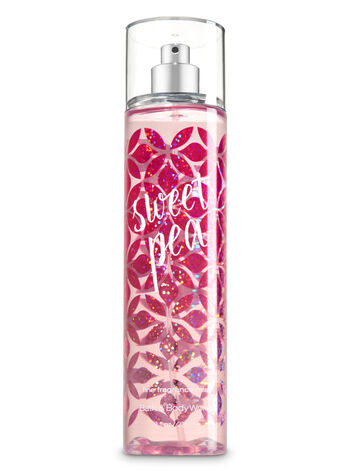 Signature Collection Sweet Pea Fine Fragrance Mist - Bath And Body Works
