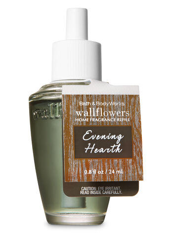 Evening Hearth Wallflowers Fragrance Refill - Bath And Body Works