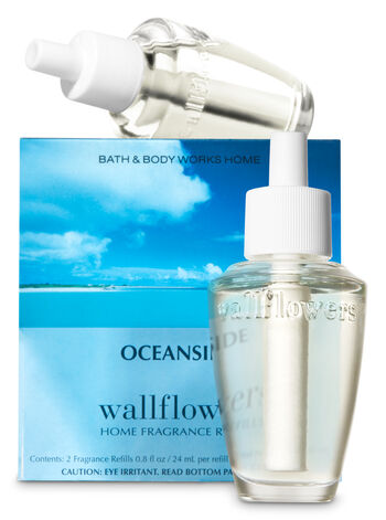 Oceanside Wallflowers 2-Pack Refills - Bath And Body Works