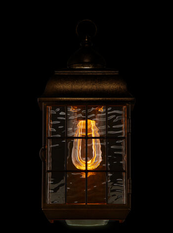 Large Carriage Lantern Nightlight Wallflowers Fragrance Plug