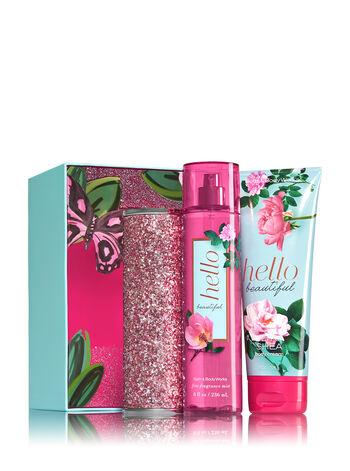 Hello Beautiful Springtime Sparkle Gift Set