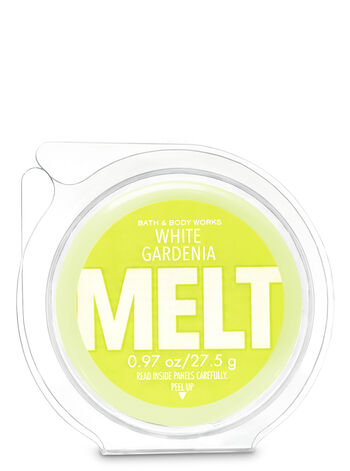 White Gardenia Fragrance Melt - Bath And Body Works