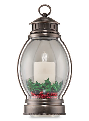Lantern & Pillar Candle Nightlight Wallflowers Fragrance Plug