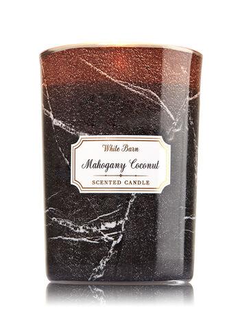 Mahogany Coconut Medium Candle - Bath And Body Works